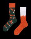 The Red Fox  - Ponožky - Many Mornings