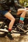 Route 66 - Ponožky - Many Mornings