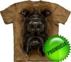 Mastiff Face - Koszulka The Mountain