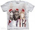 Presents Cats - Koszulka The Mountain