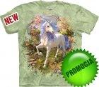 Unicorn Forest - Koszulka The Mountain