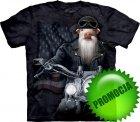 Biker JD Koszulka - The Mountain