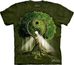 Yin Yang Tree - The Mountain