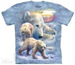 Sunrise Polar Bear Coll - The Mountain