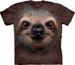 Sloth Face Leniwiec - The Mountain