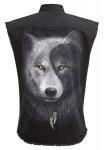 Wolf Chi - Tílka Denim Spiral