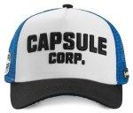 Capsule Corp. Dragon Ball - Kšiltovka Capslab