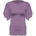 Gothic Elegance Purple Bat - Spiral – Ladies