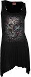 Skull Illusion - Camisole Dress Spiral