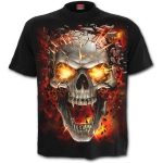 Skull Blast - Spiral