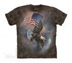 Flag-Bearing Eagle - The Mountain - Junior