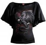 Dragon Rose Bat - Spiral – Ladies