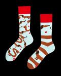 Sausage Dog - Ponožky - Many Mornings