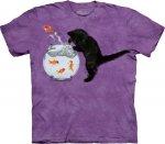 Fishin' Kitten- T-shirt The Mountain