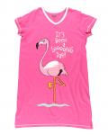 Flamingo Looong Day Nightshirt - Koszula Nocna - LazyOne