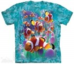 Clownfish - T-shirt The Mountain