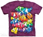 Bubblegum Clowns - T-shirt The Mountain