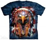 Native Patriot Eagle - The Mountain