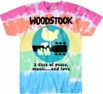 Woodstock Banded - Liquid Blue