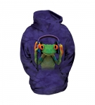 DJ Peace Frog - The Mountain - Bluza Junior