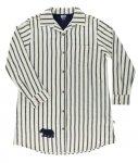 Ticking Bear Flannel Nightshirt - Koszula nocna - LazyOne