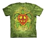 Rasta Peace Turtle - Junior - The Mountain