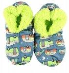 Night Out - Fuzzy Feet - Papcie - LazyOne
