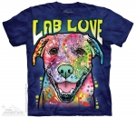 Lab Luv - T-shirt The Mountain