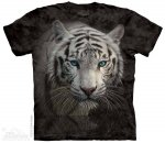 White Tiger Reflection - The Mountain