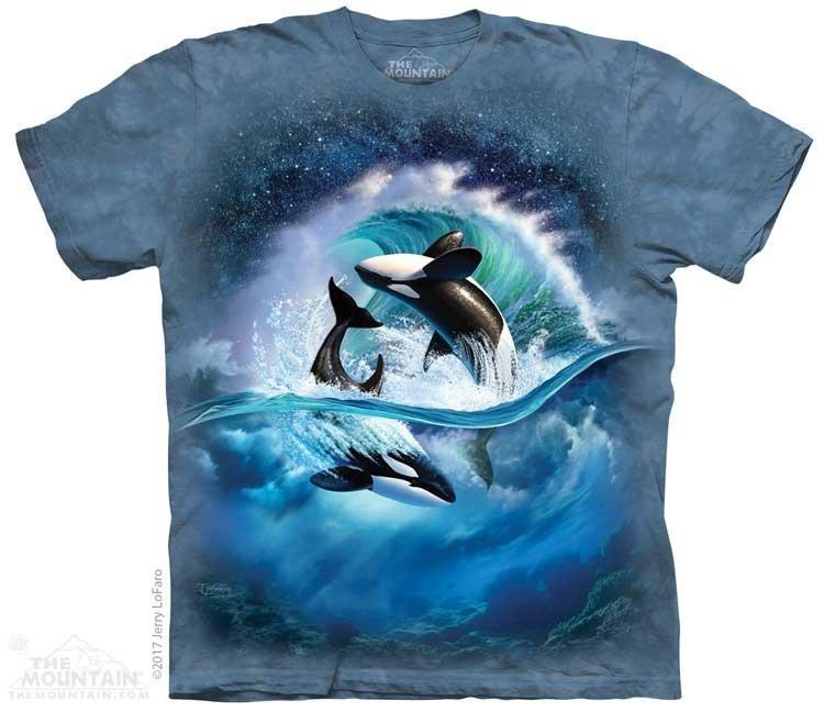 62e30acd165ae1 Sklep veoevo.pl - Koszulki Malowane Pazurem - Orca Wave - The ...