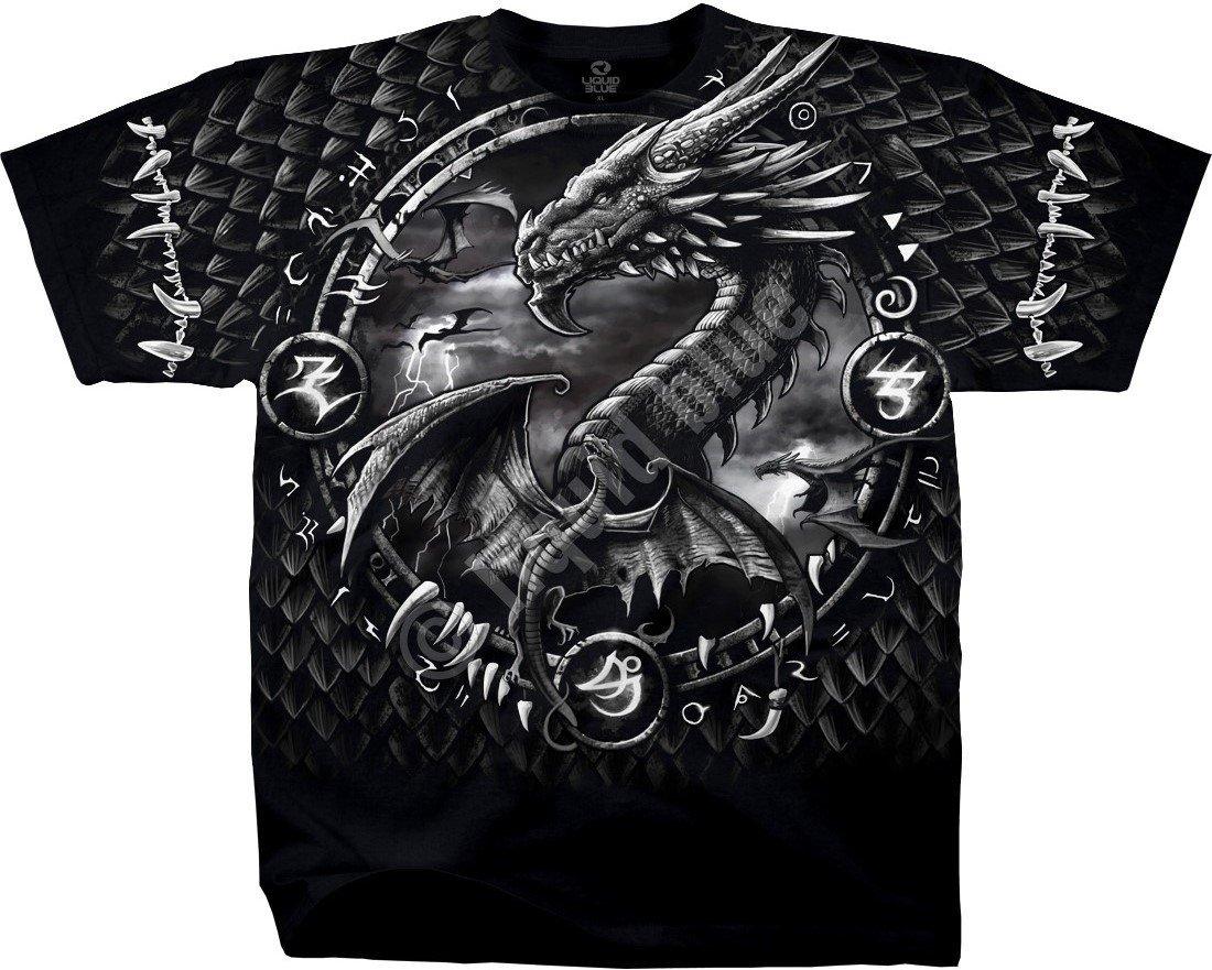 53a075cb9 Sklep veoevo.pl - Koszulki Malowane Pazurem - Dragon Dreamcatcher ...