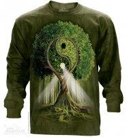 Yin Yang Tree - Long Sleeve The Mountain