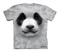 Big Face Panda - The Mountain - Koszulka Dziecięca