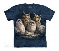 Owl Family - The Mountain -Dziecięca
