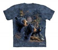 Find 13 Black Bears - The Mountain - Dziecięca