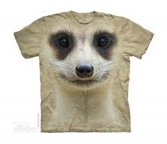 Meerkat Face - Junior - The Mountain