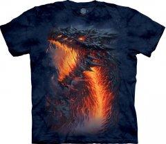 Lavaborn Dragon - The Mountain