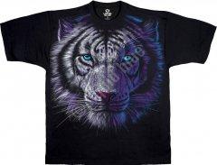 White Tiger - Liquid Blue