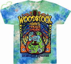 Woodstock Music Festival - Liquid Blue
