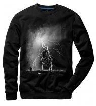 Storm Black - Mikina Underworld