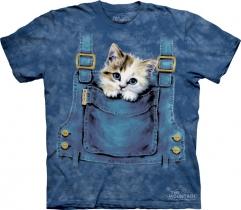 Kitty Overalls - The Mountain