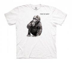 Baby Gorilla White Protect - Junior The Mountain