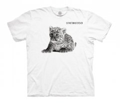 Baby Leopard Extinction White Protect - Junior The Mountain