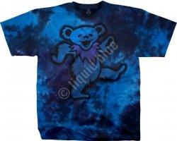 Gratefull Dead Big Bear - Liquid Blue