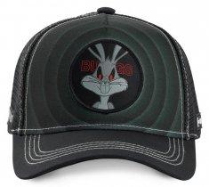 Bugs Bunny Black Looney Tunes - Kšiltovka Capslab