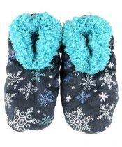 Falling To Sleep Fuzzy Feet - Papučky - LazyOne