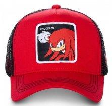 Knuckles Sonic - Kšiltovka Capslab