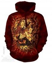 Fire Tiger - Mikina The Mountain