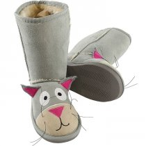 Cat - Detské Papuče Boty – LazyOne