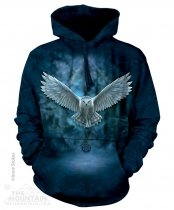 Awake Your Magic Owl - Mikina The Mountain OUTLET